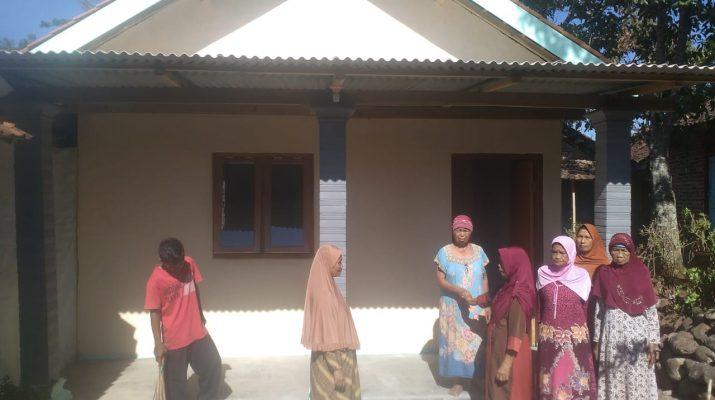 Rumah Baru Mbah Plendik Banjir Ucapan Selamat Haluan Banten