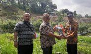Dinas Pertanian Lebak hibah Bibit 1.5 Hektar Pondok Asimilasi Lapas Rangkasbitung