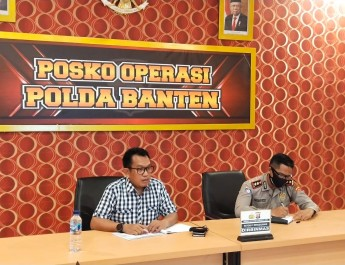 Dirbinmas Polda Banten Pimpin Anev Hasil Ops Yustisi Aman Nusa II Secara Virtual