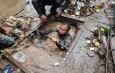 Serka Eri Bersihkan Selokan Anak Sungai Citarum Harum, Hingga Ajakan Disiplin Buang Sampah
