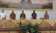 Pemkot Serang Menerima Penyerahan 10 PSU Dari Pengembang
