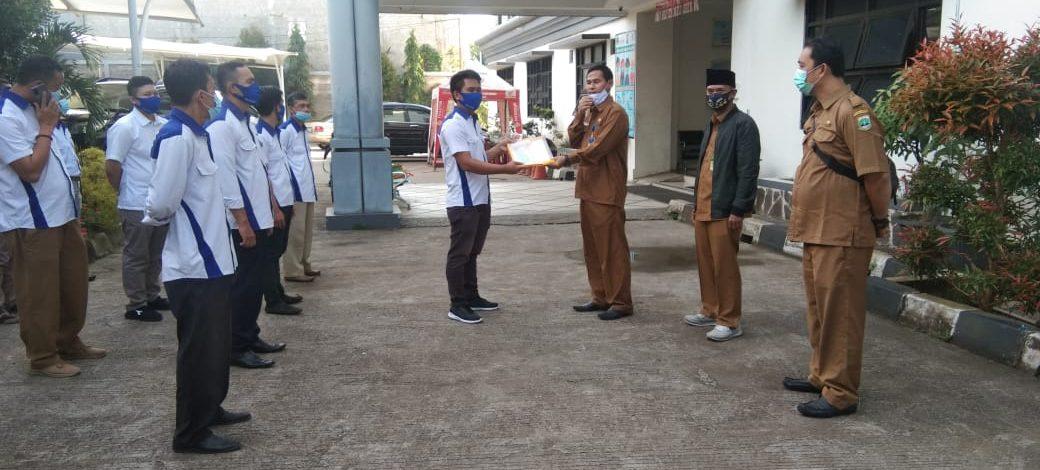 Kejar Target 2021, UPTD PPD Pandeglang Bentuk Tim Penelusuran WP Lakukan KBMDU Door To Door