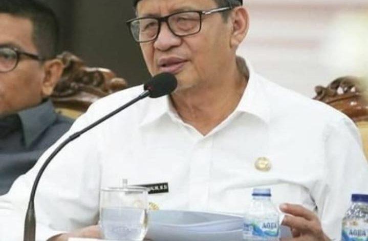 Gubernur Banten Perpanjang PPKM