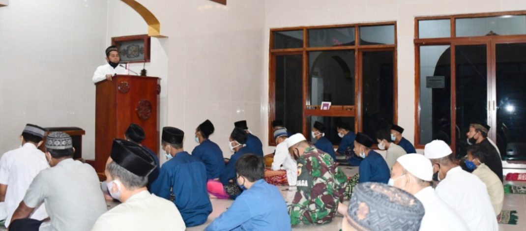 Bulan Ramadhan, Kabintal Rem 081/DSJ : Mari Berlomba-Lomba Untuk Kebaikan