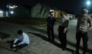 Anggota Polsek Waringinkurung Gencarkan Giat Patroli Dialogis